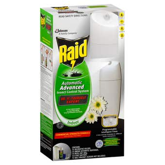 Raid Automatic Advanced Insect Control System Indoor
