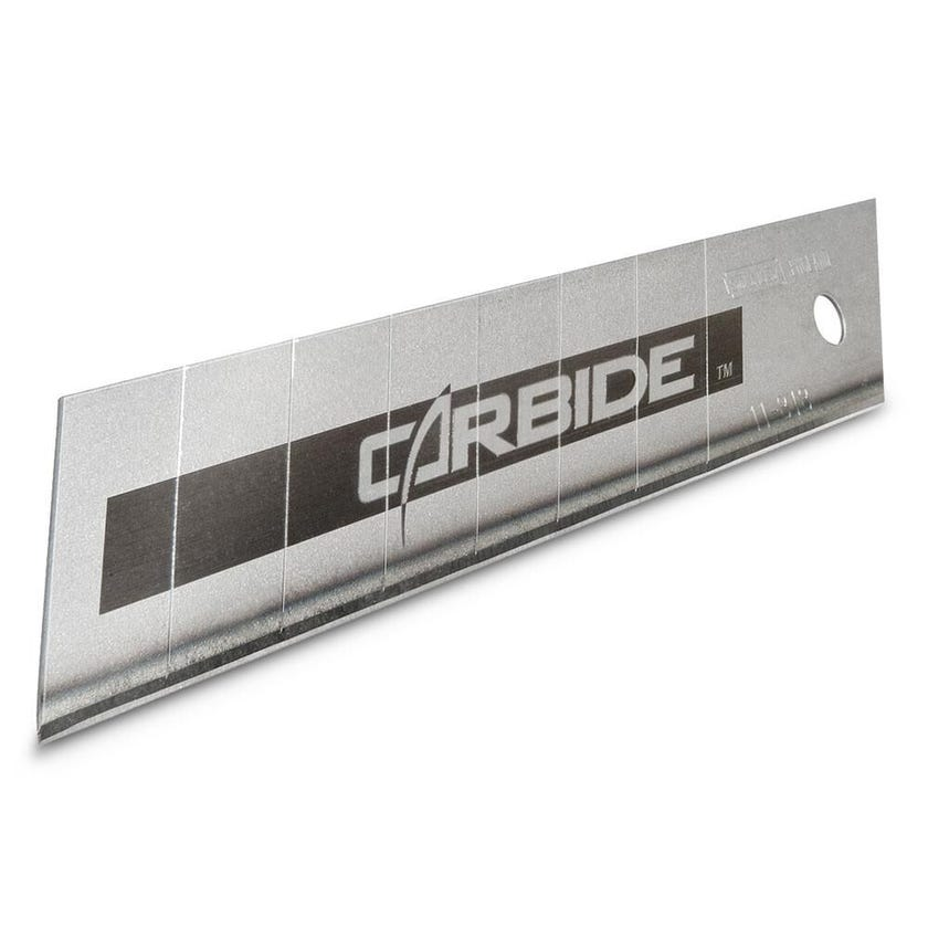 FatMax Snap-Off Carbide Blade 18mm - 5 Pack