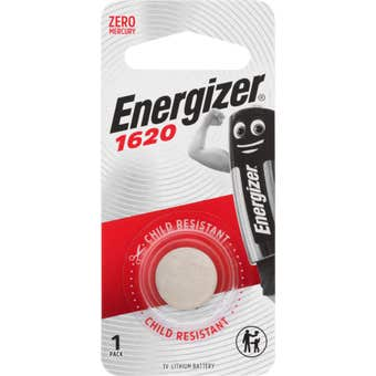 Energizer 1620 Lithium Coin Battery1 Pack