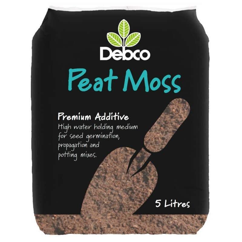 Debco Professional Moss Peat 5L