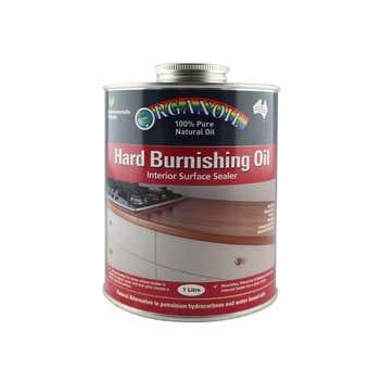 Organoil Hard Burnishing Oil 1L