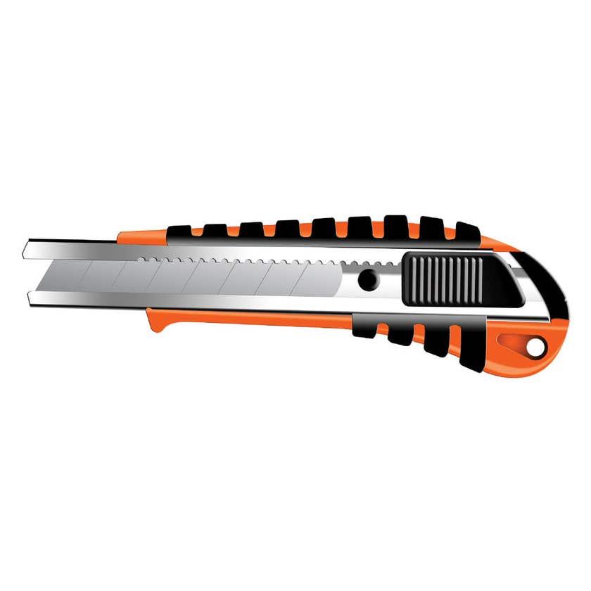 "CRESCENT WISS 18mm/0.71"" Knife Snap Blade"