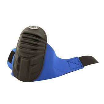 Crescent Lufkin Knee Protectors Pro Single Strap Blue/Black