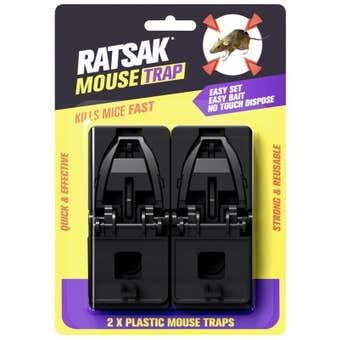 Ratsak Mouse Trap