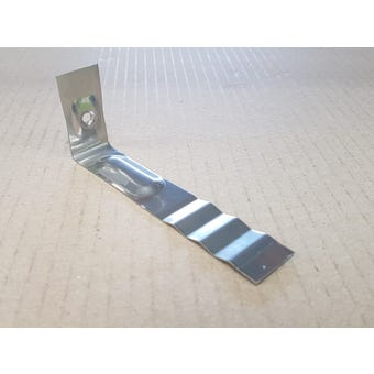 Wilmaplex Brick Tie Stainless Steel 4 1/2 316 Box of 150