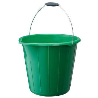 Oates DuraClean Super Green Bucket 12L