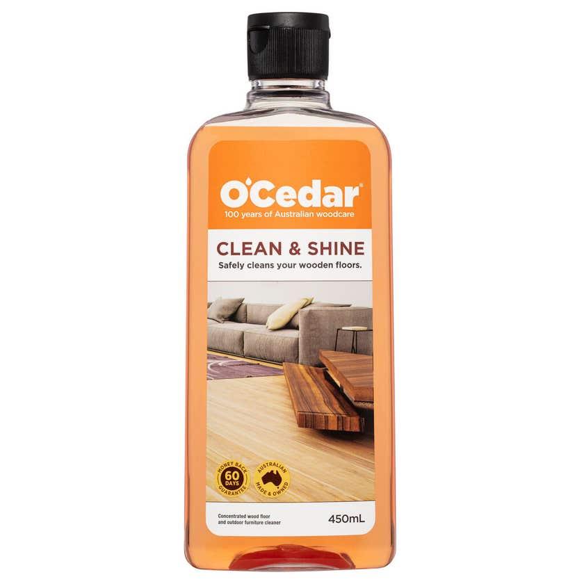 O'Cedar Wood Cleaning Solution 450mL