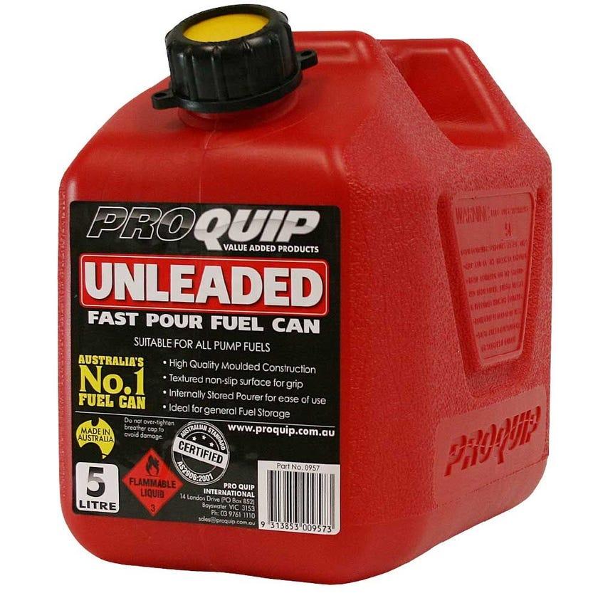 Pro Quip Plastic Jerry Can 5L