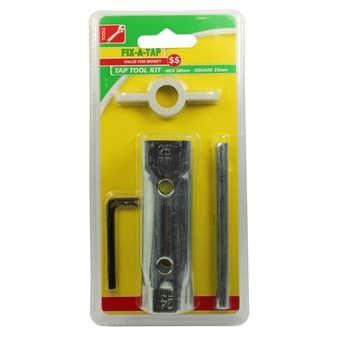 """FIX-A-TAP Tap Tool Kit """"A"""" 24mm x 25mm"""