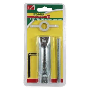 FIX-A-TAP 24mm x 21mm Tap Tool Kit