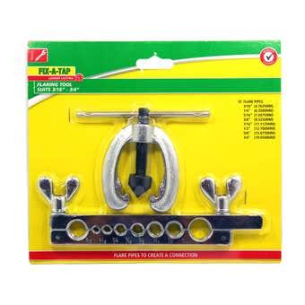 """FIX-A-TAP Flaring Tool Kit 3/16"""" - 3/4"""""""