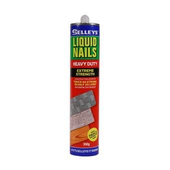 Selleys Liquid Nails Heavy-Duty 350G