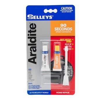 Selleys Araldite Quick Set Epoxy Adhesive 8ml