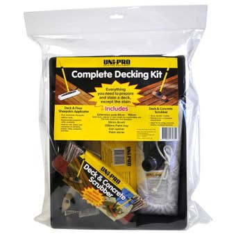 Uni-Pro Complete Decking Kit