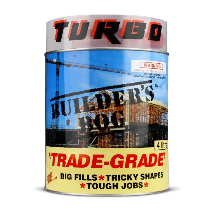 Builders Bog Turbo 4L