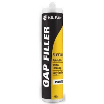 HB Fuller Gap Filler Flex White 450g