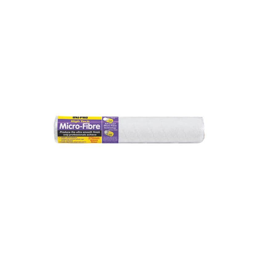 Uni-Pro Micro-Fibre Roller Cover 270mm 4mm Nap