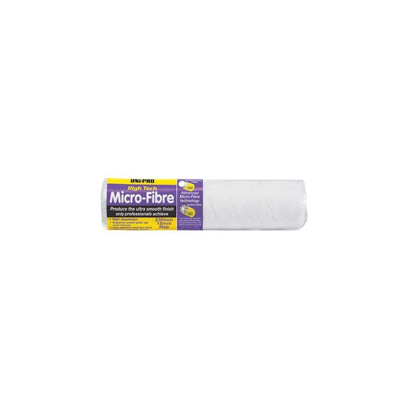 Uni-Pro Micro-Fibre Roller Cover 230mm 15mm Nap