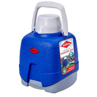 Willow Alpine Jug No Tap Blue 5L