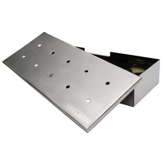 Grillman Stainless Steel Smoker Box