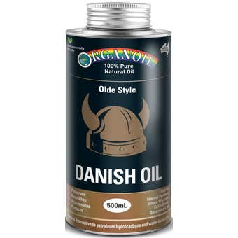 Organoil Danish Oil 500mL