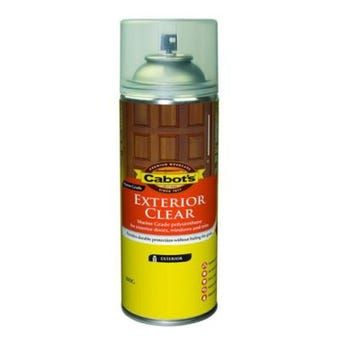 Cabot's Exterior Clear Gloss 300g