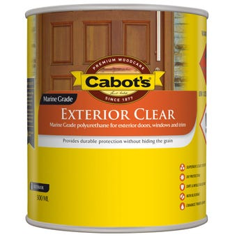 Cabot's Exterior Oil Clear 500ml