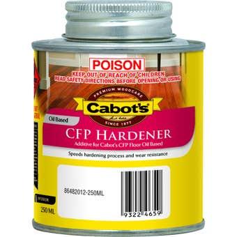 Cabot's CFP Hardener 250ml
