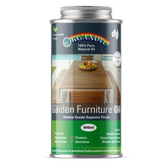 Organoil Garden Furniture Oil Clear