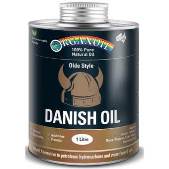Organoil Danish Oil 1L