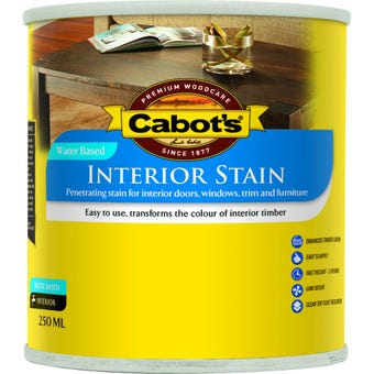 Cabot's Interior Stain Water Based Cedar 250ml