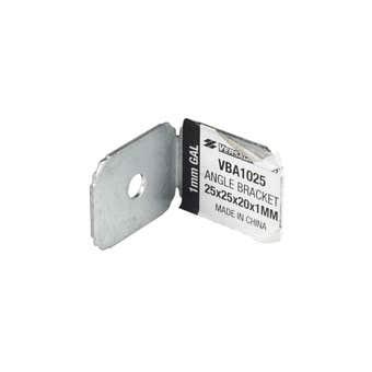 Zenith VersaBracket 25 x 25 x 20 x 1mm