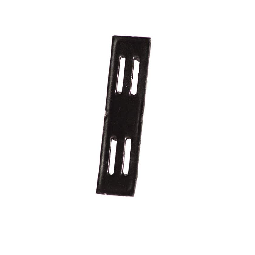 Coolaroo Timber Shade cloth Fasteners Black - 50 Pack