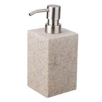 Interbath Soap Dispenser Sand 300ml
