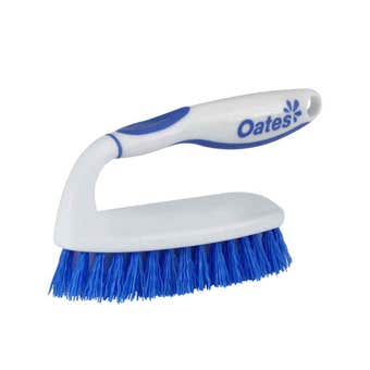 Oates Soft Grip Scrub Brush