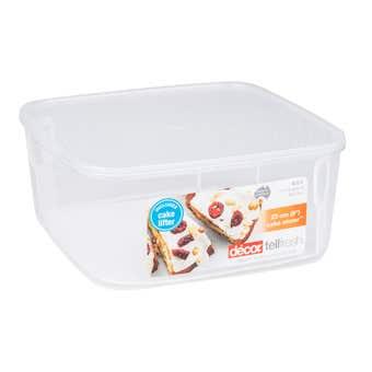 Decor Tellfresh Cake Storer With Lifter 6Lt