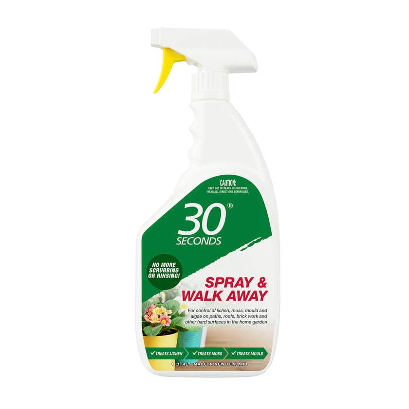 30 Seconds Spray & Walk Away Cleaner 1L