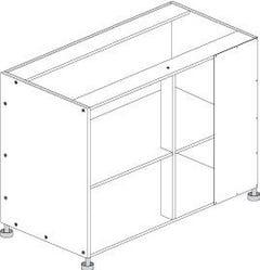 Principal Blind Corner Base Cabinet