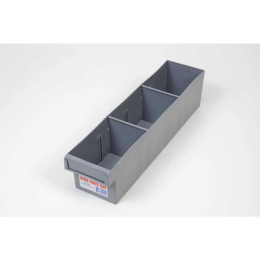 Fischer Spare Parts Tray 100 X 100 X 400mm