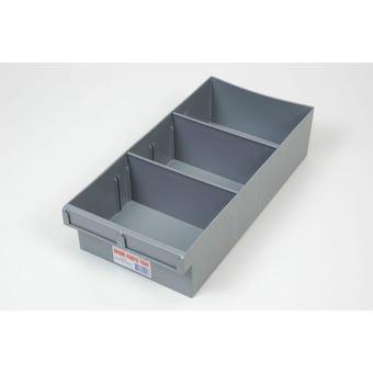 Fischer Spare Parts Tray 200 x 100 x 400mm