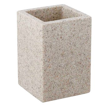 Interbath Tumbler Square Sand