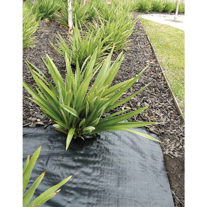 Coolaroo Woven Weed Mat 1.8 x 10m
