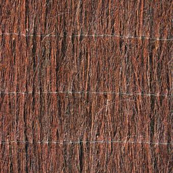 Garden Trend Brushwood Screen Fencing 1.8 x 3m