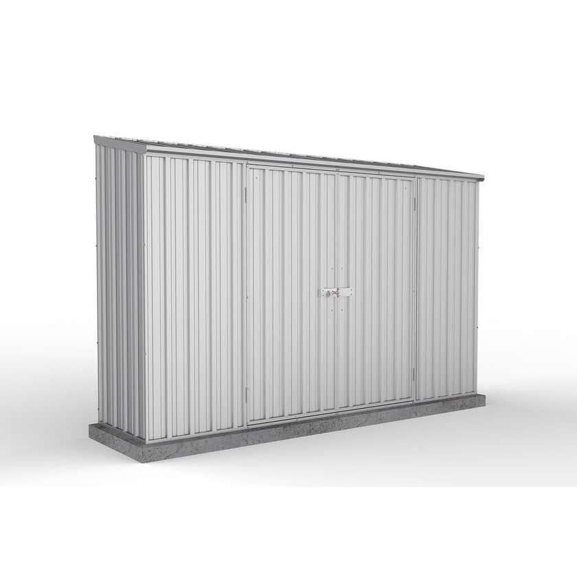 Absco Space Saver Shed 3.00 x 0.78 x 1.95m