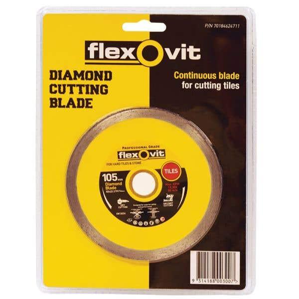 Flexovit Diamond Blade 105mm