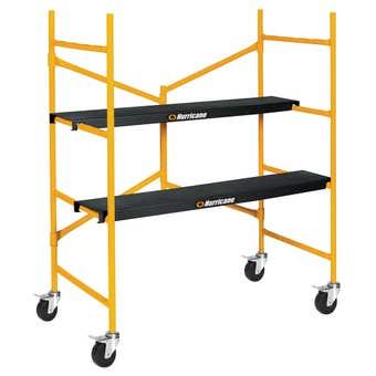 Hurricane Portable Work Platform 225kg Industrial 1.27m