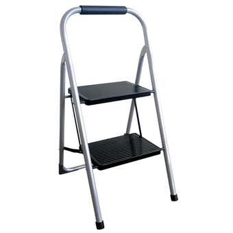 Faulkner™ 2 Step Ladder 100kg Domestic