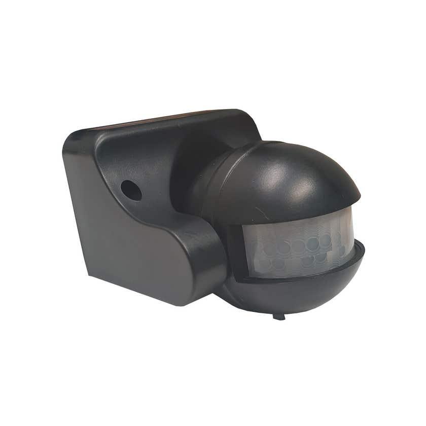 Nelson Indoor Outdoor Sensor Black