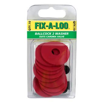 FIX-A-LOO #2 Ballcock Washer Suits Caroma Valve