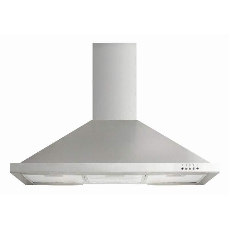 Home Appliances Canopy Rangehood Stainless Steel 900mm